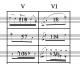 Anagrammatische Komposition mit Würfelspiel (nach W.A. Mozart Klavier) für Sopransaxophon / Die Praxis der Liebe